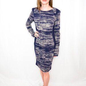 Yummie by Heather Thomson blue sweater dre…